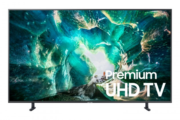 """TV s úhlopříčkou 65"""" (165 cm) Smart televize Samsung UE65RU8002 (2019) / 65"""" (163 cm)"""