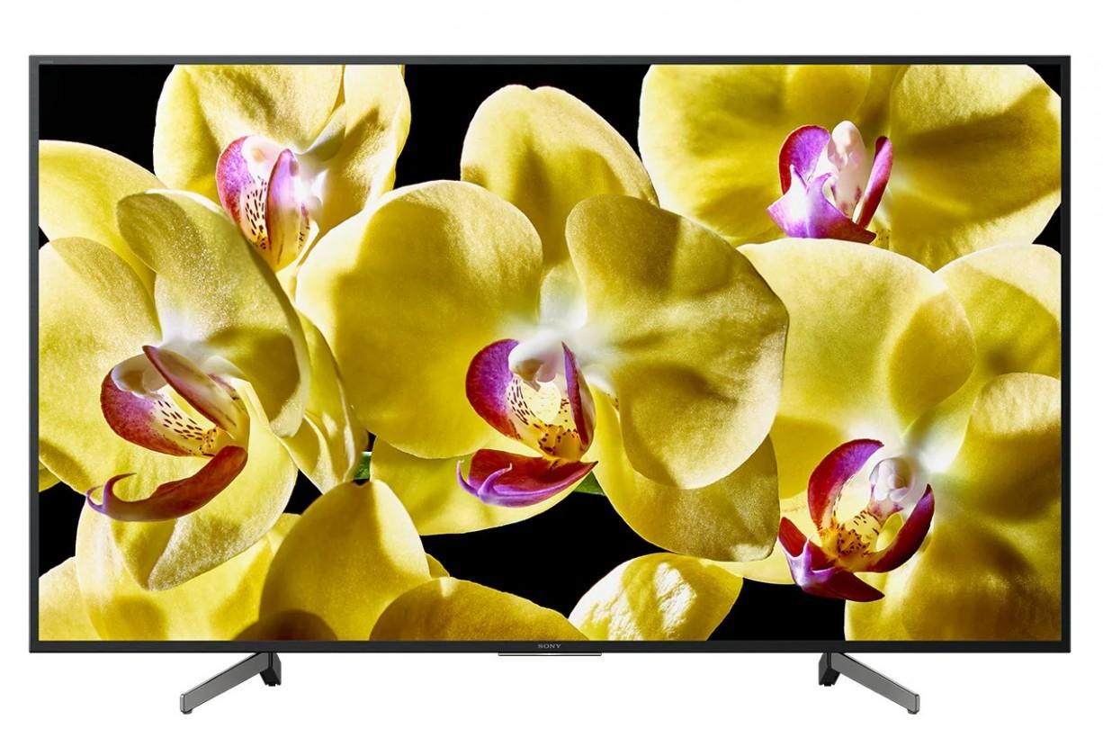 """TV s úhlopříčkou 65"""" (165 cm) Smart televize Sony KD65XG8096 (2019) / 65"""" (164 cm) POUŽITÉ, NEO"""