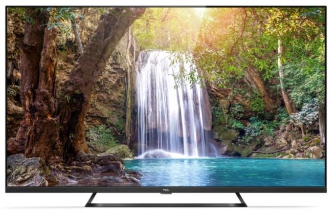 """TV s úhlopříčkou 65"""" (165 cm) Smart televize TCL 65EP680 / 65"""" (164 cm)"""