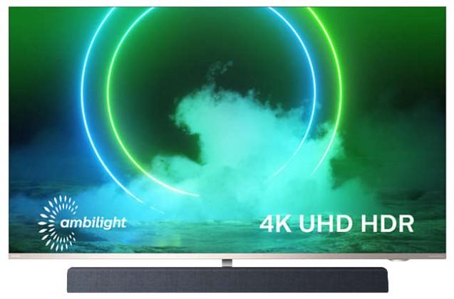 """TV s úhlopříčkou 65"""" (165 cm) Smart televízor Philips 65PUS9435 (2020) / 65"""" (164 cm)"""