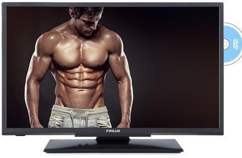 """TV s úhlopříčkou do 31"""" (79 cm) Smart televize Finlux 24FDM5660 (2018) / 24"""" (61 cm)"""