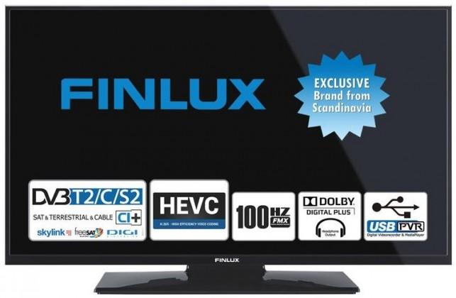 """TV s úhlopříčkou do 31"""" (79 cm) Televize Finlux 24FHD4760 (2020) / 24"""" (61 cm)"""