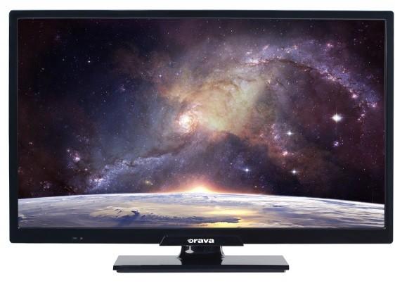 """TV s úhlopříčkou do 31"""" (79 cm) Televize Orava LT-636 (2020) / 24"""" (60 cm)"""