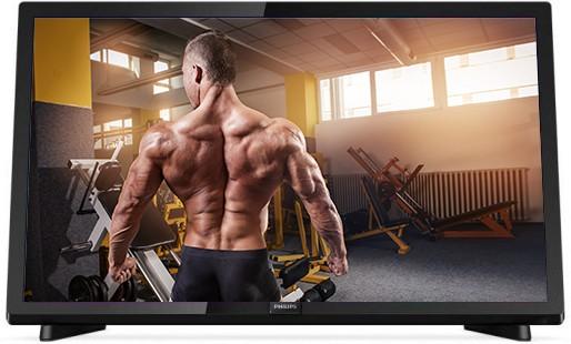 """TV s úhlopříčkou do 31"""" (79 cm) Televize Philips 22PFS5403/12 (2018) / 22"""" (55 cm)"""