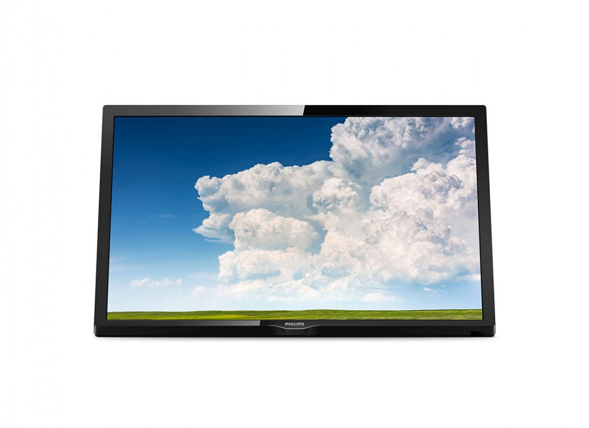 """TV s úhlopříčkou do 31"""" (79 cm) Televize Philips 24PHS4304 (2019) / 24 (60 cm)"""
