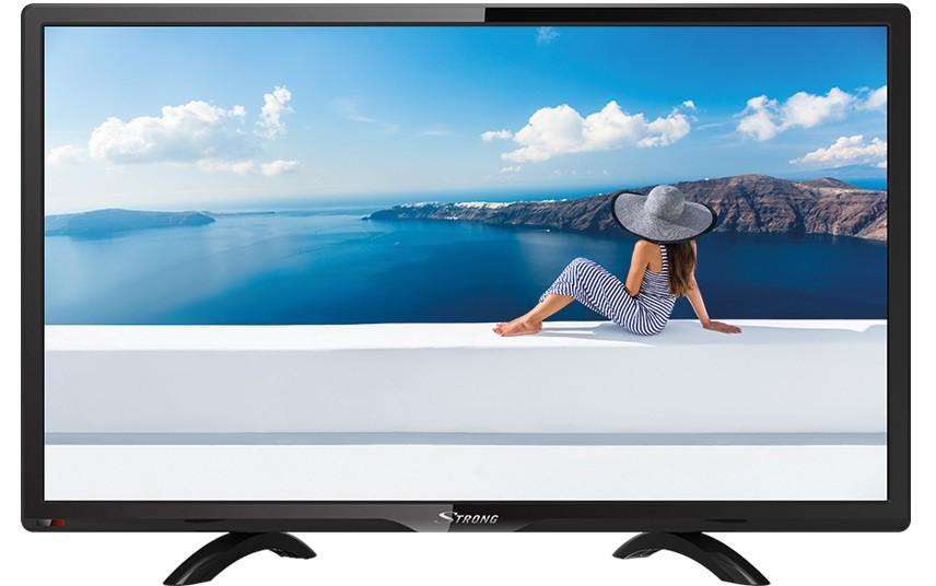 """TV s úhlopříčkou do 31"""" (79 cm) Televize Strong SRT24HA3003 (2018) / 24"""" (60 cm)"""
