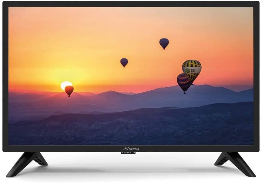 """TV s úhlopříčkou do 31"""" (79 cm) Televize Strong SRT24HC3023 (2020) / 24"""" (61 cm)"""