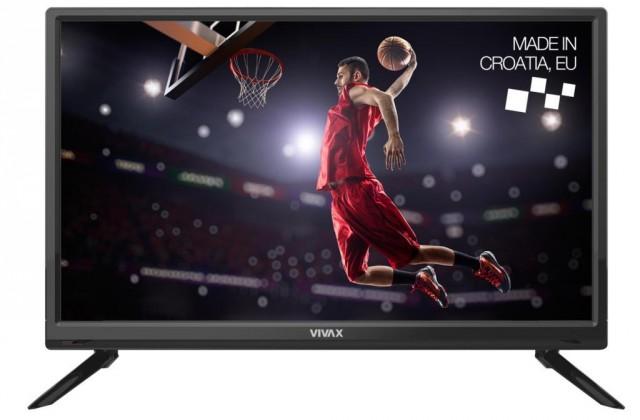 """TV s úhlopříčkou do 31"""" (79 cm) Televize Vivax 24LE79T2S2 (2019) / 24"""" (60 cm)"""