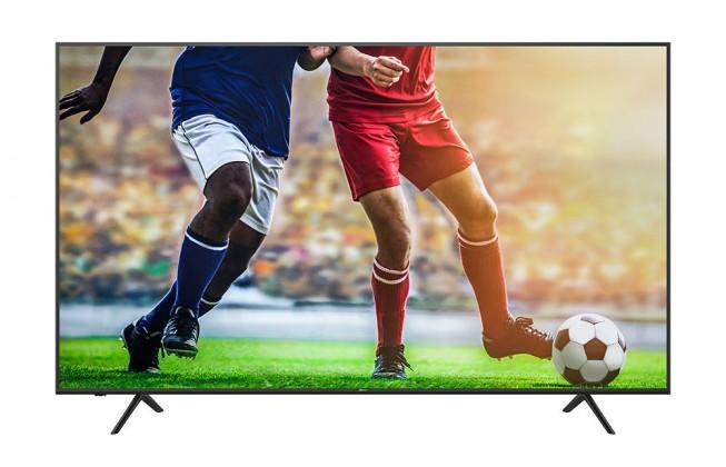 """TV s úhlopříčkou nad 70"""" (177 cm) Smart televize Hisense 75A7100F (2020) / 75"""" (189 cm)"""