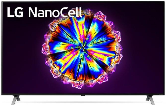 """TV s úhlopříčkou nad 70"""" (177 cm) Smart televize LG 75NANO90 (2020) / 75"""" (190 cm)"""