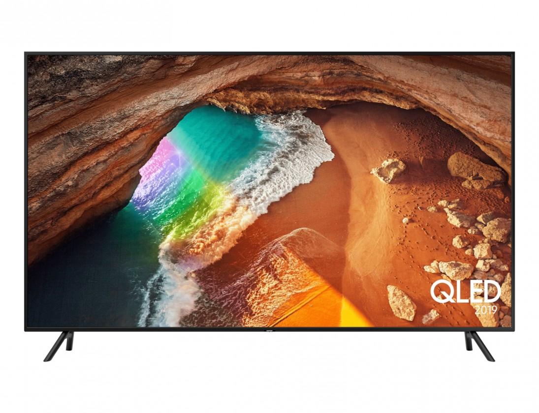 "TV s úhlopříčkou nad 70"" (177 cm) Smart televize Samsung QE75Q60R (2019) / 75"" (189 cm)"