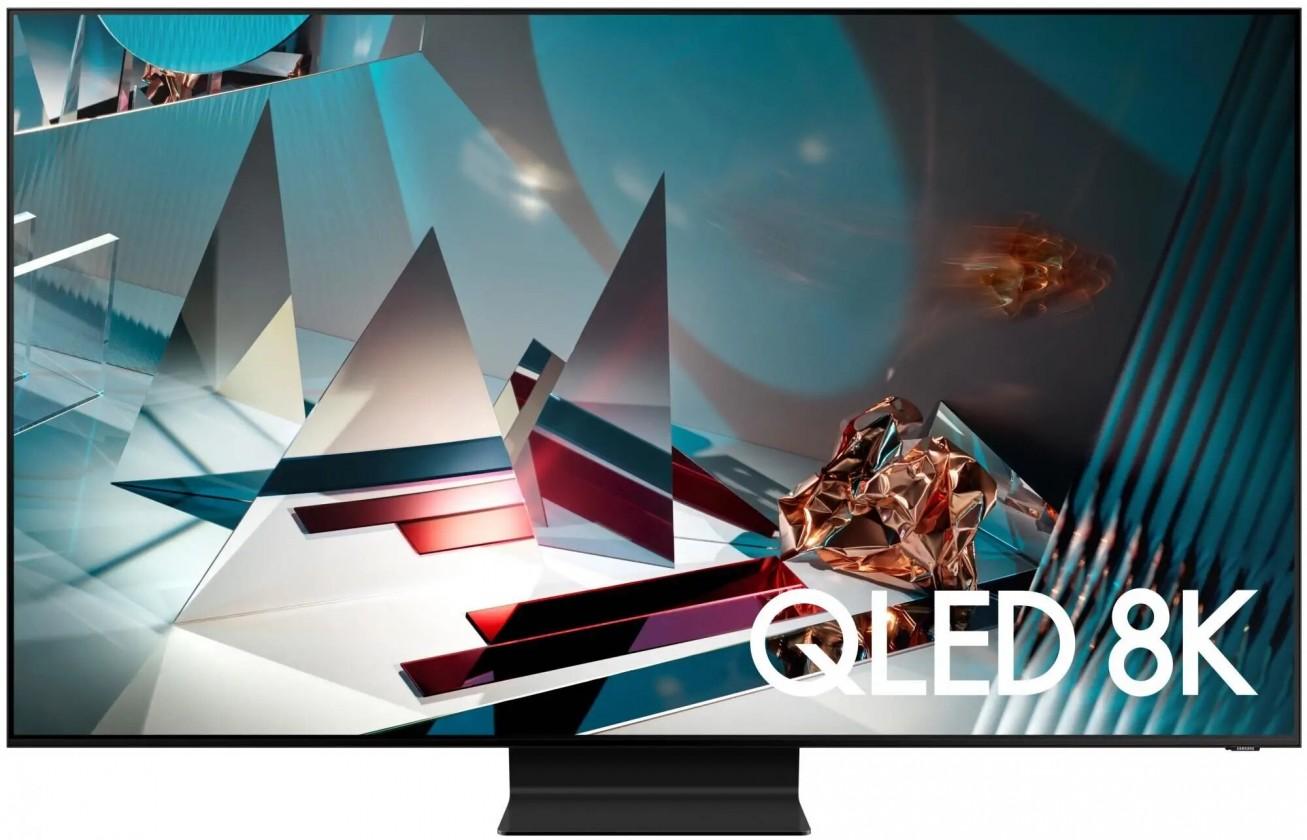 "TV s úhlopříčkou nad 70"" (177 cm) Smart televize Samsung QE75Q800T (2020) / 75"" (191 cm)"