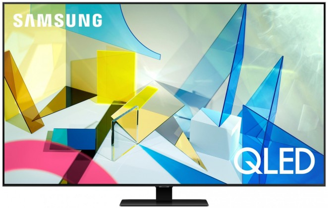 "TV s úhlopříčkou nad 70"" (177 cm) Smart televize Samsung QE75Q80T (2020) / 75"" (191 cm)"