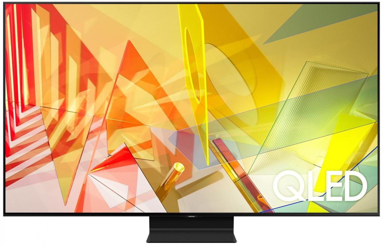 "TV s úhlopříčkou nad 70"" (177 cm) Smart televize Samsung QE75Q90T (2020) / 75"" (191 cm)"