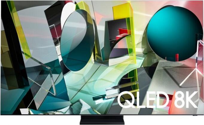 "TV s úhlopříčkou nad 70"" (177 cm) Smart televize Samsung QE75Q950T (2020) / 75"" (191 cm)"