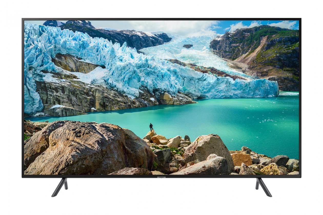 """TV s úhlopříčkou nad 70"""" (177 cm) Smart televize Samsung UE75RU7172 (2019) / 75"""" (189 cm)"""