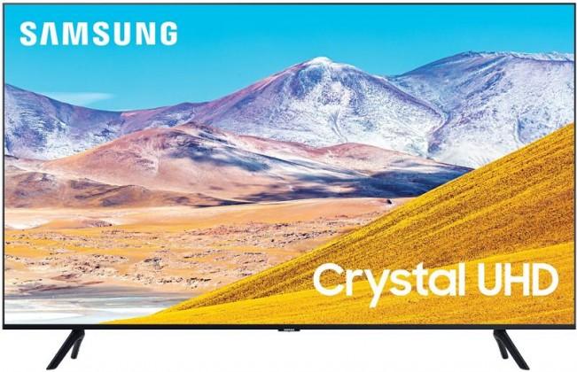 """TV s úhlopříčkou nad 70"""" (177 cm) Smart televize Samsung UE75TU8072 (2020) / 75"""" (191 cm) POUŽITÉ,"""