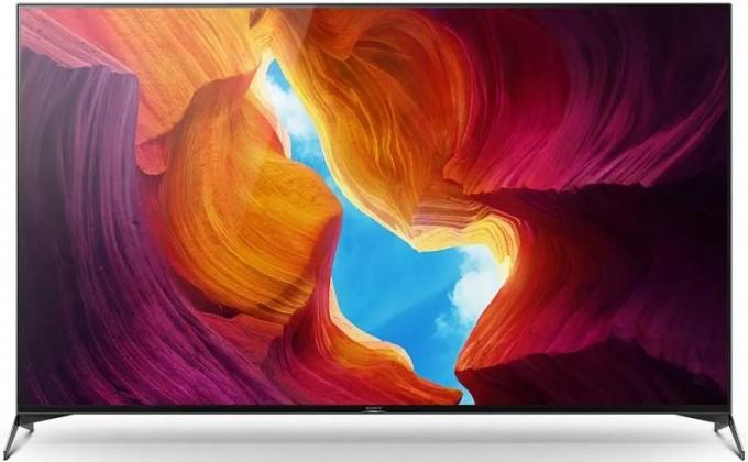 """TV s úhlopříčkou nad 70"""" (177 cm) Smart televize Sony KD-85XH9505 (2020) / 85"""" (215 cm)"""