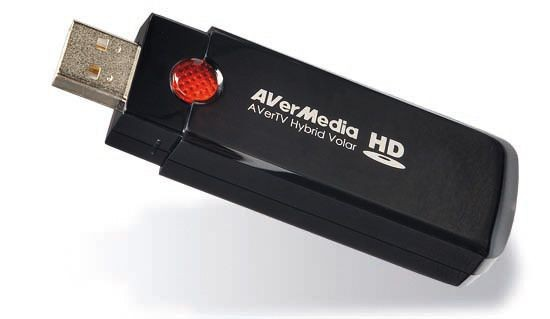 TV tunery AVerMedia AVerTV Hybrid Volar HD H830