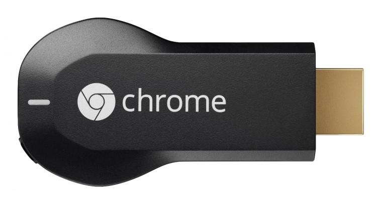 TV tunery Google Chromecast