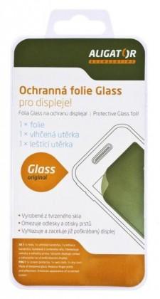 Tvrzená skla Aligator Glass tvrzené sklo pro Apple iPhone 5/5S