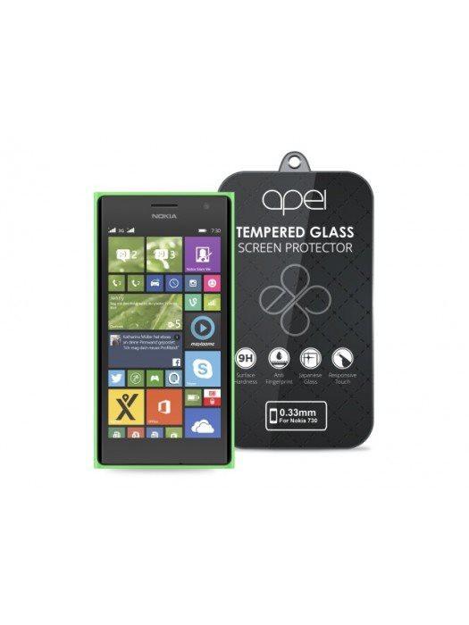 Tvrzená skla Aligator Glass tvrzené sklo pro Nokia Lumia 830
