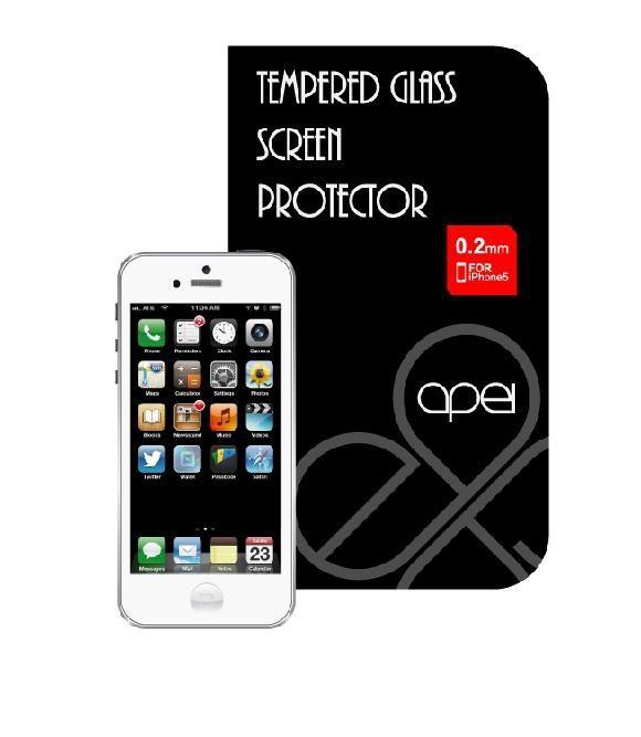 Tvrzená skla Apei Glass Protector iPhone 6 Plus (12125)