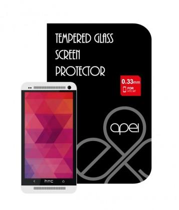 Tvrzená skla Apei Glass Protector pro HTC One M7 (12121)