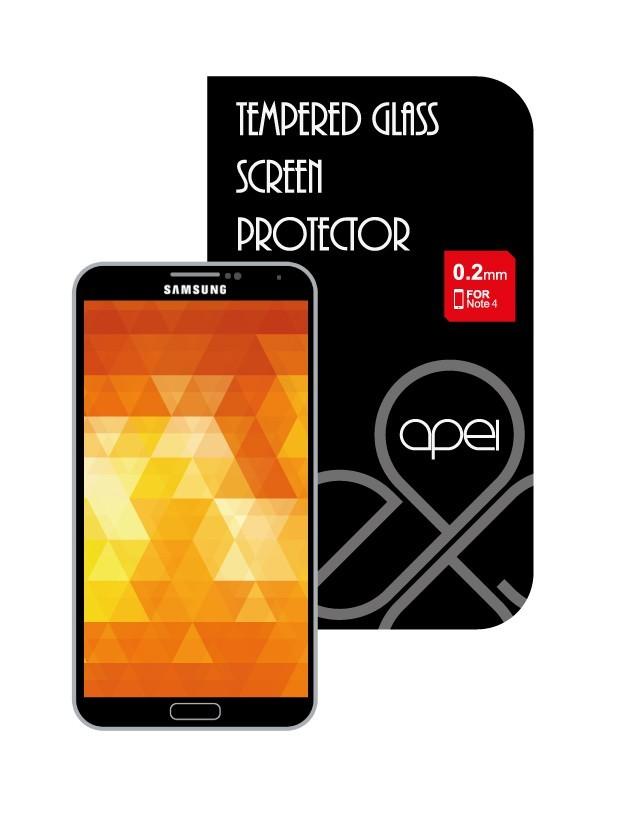 Tvrzená skla Apei Glass Protector pro Note 4 (12119)