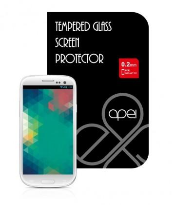 Tvrzená skla Apei Glass Protector pro Samsung S3 (12118)
