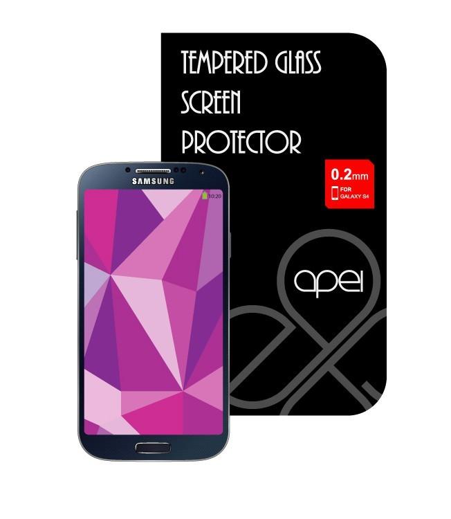 Tvrzená skla Apei Glass Protector pro Samsung S4 (12112)