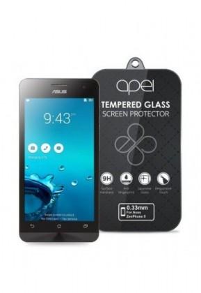 Tvrzená skla Apei Slim Round Glass Protector for Asus ZenFone 5 (0.3mm)