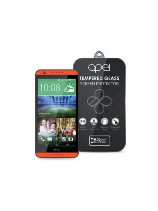 Tvrzená skla Apei Slim Round Glass Protector for HTC 820 (0.3mm)