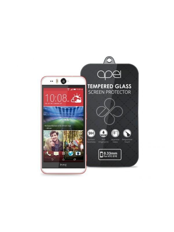 Tvrzená skla Apei Slim Round Glass Protector for HTC EYE (0.3mm)
