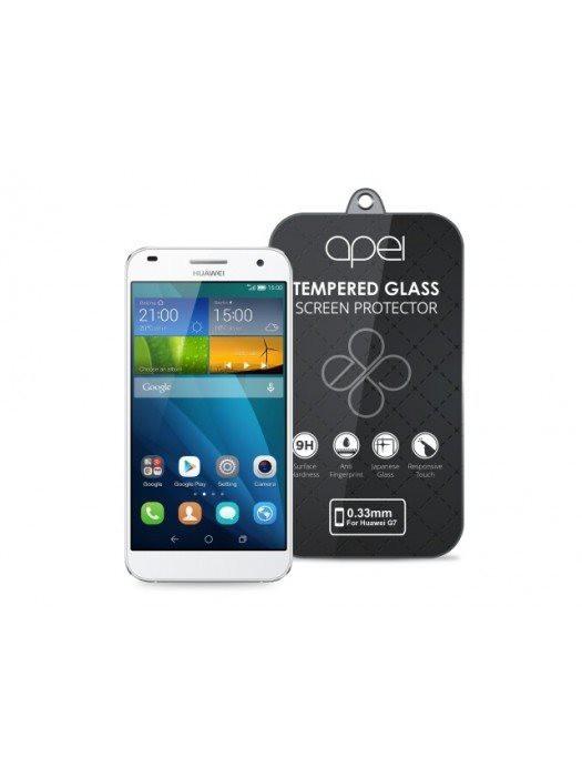 Tvrzená skla Apei Slim Round Glass Protector for Huawei G7 (0.3MM)