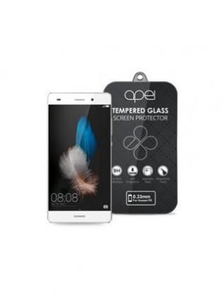 Tvrzená skla Apei Slim Round Glass Protector for Huawei P8 (0.3mm)