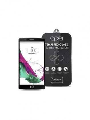 Tvrzená skla Apei Slim Round Glass Protector for LG G4 (0.3mm)