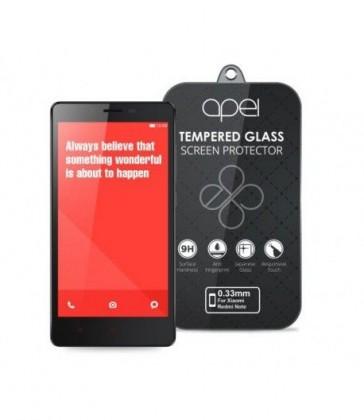 Tvrzená skla Apei Tvrzená skla pro mobilní telefony Xiaomi RedMi Note