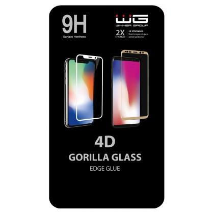 Tvrzená skla Huawei Tvrzené sklo 4D pro Huawei P30 Pro, černá