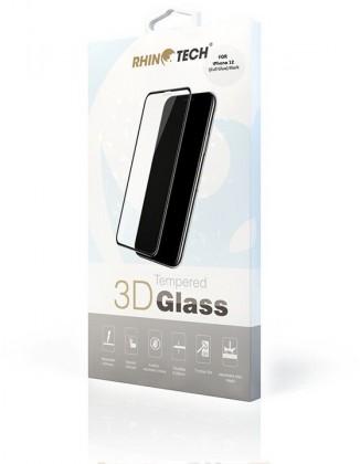 "Tvrzená skla Tvrzené sklo RhinoTech pro Apple iPhone 12 mini, 5,4"", Full glue"