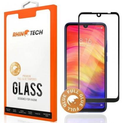 Tvrzená skla Tvrzené sklo RhinoTech pro Xiaomi Redmi 8 (Full glue)