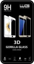 Tvrzené sklo 3D pro Huawei P10 Lite, černá