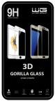 Tvrzené sklo 3D Xiaomi Redmi Note 4 Global/black ROZBALENO