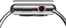 Tvrzené sklo 4D pro Apple Watch 4/5/6 40mm, Full Glue
