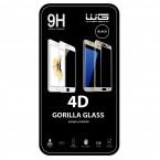 Tvrzené sklo 4D pro Samsung Galaxy A50, černá