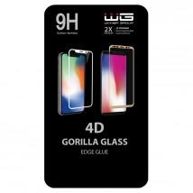 Tvrzené sklo 4D pro Xiaomi Mi 10/10 Pro, Edge Glue, černá