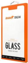 Tvrzené sklo pro Xiaomi Redmi Note 8, edge glue, černá ROZBALENO