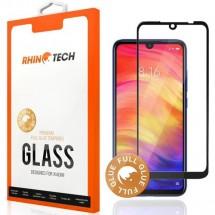 Tvrzené sklo RhinoTech pro Xiaomi Redmi Note 9, Full Glue POUŽITÉ