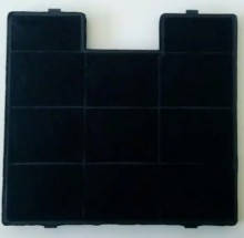 Uhlíkový filtr Concept 61990263 k odsavači par OPO5890