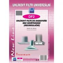 Uhlíkový filtr DF2